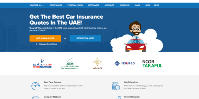 Souqalmal.com becomes the fastest growing online car insurance portal