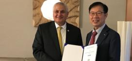 ICIEC and K-sure Sign a Framework Reinsurance Agreement