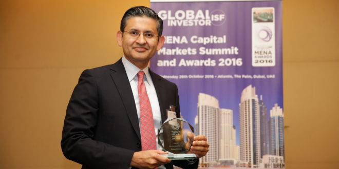 Standard Chartered: Best Regional Sub-Custodian of the year Award