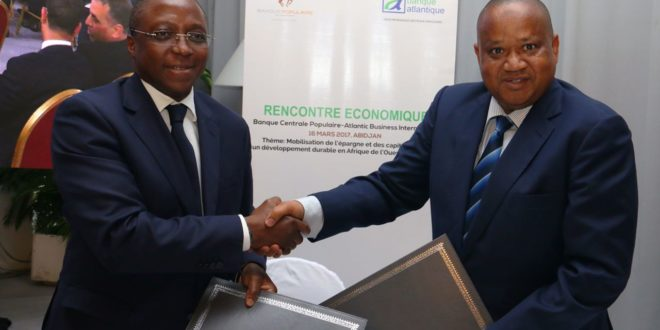 ITFC Supports Private Sector and SMEs In West Africa Through €40 Million Syndicated Financing Agreement with Atlantic Business International on behalf of its subsidiaries Banque Atlantique