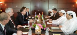 Ministry of Economy discusses ways to develop trade & investment ties with Australian Minister for Trade & Investment